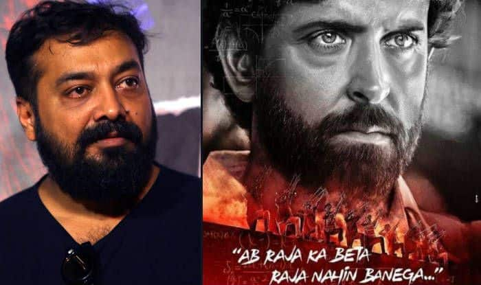 Hrithik Roshan's Super 30: Anurag Kashyap to Take Care of Post-Production After Director Vikas Bahl Gets Ousted Following #MeToo Allegation