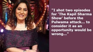 The Kapil Sharma Show: Archana Puran Singh Finally Breaks Silence on 'Replacing' Navjot Singh Sidhu Following His Statement on Pulwama Attack