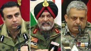 Pulwama Terror Attack: Jaish-e-Mohammed Leadership Wiped Out in Less Than 100 Hours of Feb 14 Attack, Says Indian Army