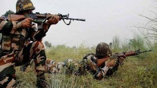 Pakistan Violates Ceasefire Along LoC in Poonch Sector of J&K, India Retaliates