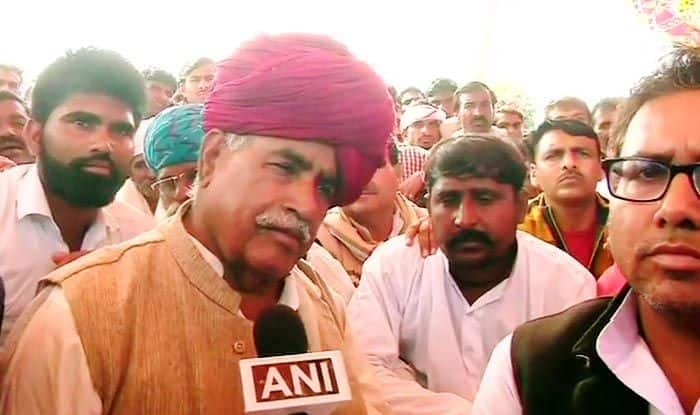Gujjar Quota: Kirori Singh Bainsla Says Would Study Bill First Before Taking Any Decision