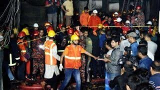 Dhaka Chemical Warehouse Fire