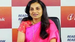 CBI Issues Lookout Notice Against Chanda Kochhar