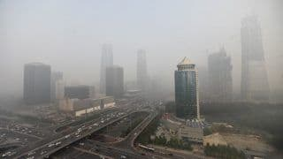 Air Quality Worsen in Major Chinese Cities in January
