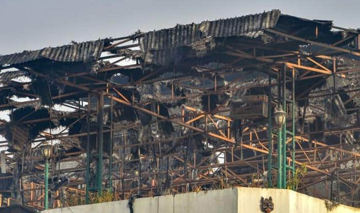 Delhi Fire Tragedy: Hotel Used 'Unauthorised' Fifth Floor as Rooftop Restaurant, Police Register FIR | Top Developments