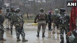 Jammu And Kashmir: Two Jaish-e-Mohammed Terrorists Killed in Sopore Encounter; Operation Underway