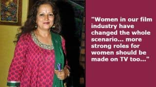 Himani Shivpuri Talks About Changing Roles of Women in Films And on TV