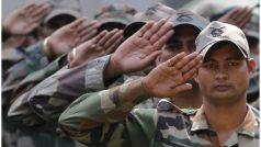 सेना पर सर्वाधिक भरोसा करते हैं भारत के लोग, राजनेताओं पर सबसे कम: सर्वेक्षण