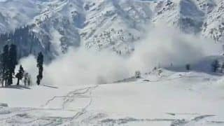 Jammu And Kashmir: Five People Rescued After Avalanche Hits Bandipora District