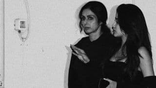Sridevi And Janhvi Kapoor's Unseen Picture is Going Viral on Internet Just a Few Days Before Actress' First Death Anniversary