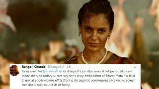 Kangana Ranaut's Sister Rangoli Chandel Schools Mini Mathur on Twitter, Says Manikarnika: The Queen of Jhansi Isn't Like 'Every' Film