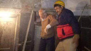 Delhi: Part of Dilapidated Building Collapses in Karol Bagh, no Casualties Reported
