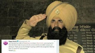 'Thank You For Finally Giving a Brave Film on Sikhs': Celebs Can't Get Over Akshay's Kesari Trailer
