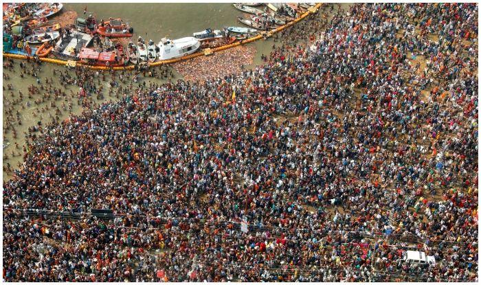 Kumbh Mela 2019: बसंत पंचमी पर दोपहर तक 1.63 करोड़ लोगों ने लगाई गंगा में डुबकी