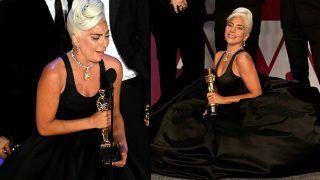 लेडी गागा को पहली बार मिला ऑस्कर अवार्ड