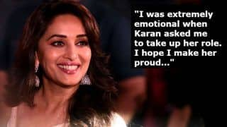 Madhuri Dixit Talks About Making Sridevi Feel Proud Over Her Performance in Kalank, Says Everyone Misses Her