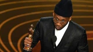 Oscars 2019: Mahershala Ali Wins Best Supporting Actor For His Role in Green Book, Thanks His Character For Second Time Award in Same Category