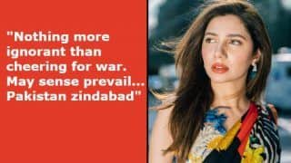 Mahira Khan, Mawra Hocane, Veena Malik - How Pakistani Artists React to Non-Military Pre-Emptive IAF Strike by India