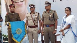 Centre May Strip West Bengal Top Police Officers of Medals For Participating in Mamata Banerjee's Dharna