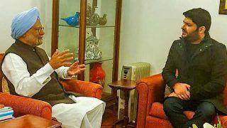 Kapil Sharma Meets Dr Manmohan Singh And His Wife Gursharan Kaur And Bond Over Food, College And Amritsar