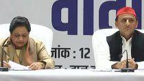 Lok Sabha Elections 2019: SP, BSP Announce Alliance in Madhya Pradesh, Uttarakhand