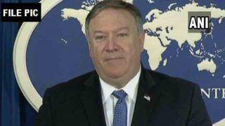 भारत-पाकिस्तान तनाव: अमेरिकी विदेश मंत्री ने सुषमा स्वराज से की बात