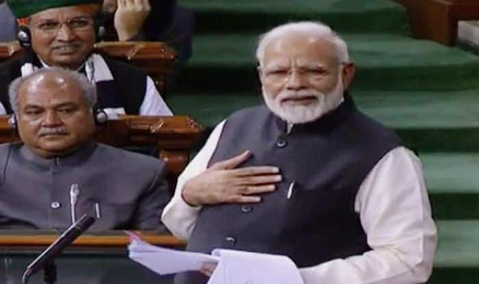 Modi in Parliament: 'Congress-Mukt Bharat' Not my Slogan, Just Fulfilling Gandhiji's Wish, Says PM