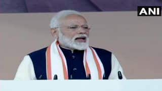 At War Memorial Launch, PM Throws 'Family First, India First' Barb at Congress Over Rafale, Delay in Defence Deals