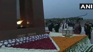 PM Modi Inaugurates National War Memorial, Dedicates it to Nation
