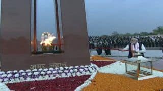 India Gets Its First National War Memorial to Honour 25,942 Fallen Soldiers, PM Modi Dedicates it to Nation