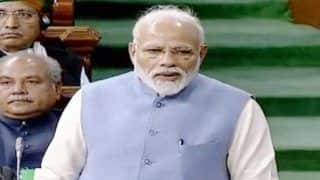 Parliament: Govt Not of 'Congress Gotra' Came Into Power in 2014, Says PM Modi