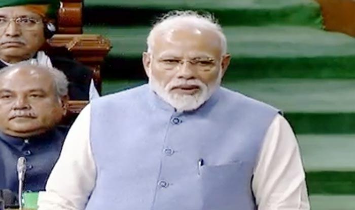 PM मोदी का राहुल पर हमला, कहा- सुनते थे कि भूंकप आएगा, 5 साल में नहीं आया: देखें स्पीच का VIDEO