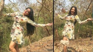 Monalisa's Latest Photos Are All About Showing Off Her Love For Nature