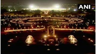 पीएम मोदी ने 'राष्ट्रीय समर स्मारक' देश को समर्पित किया, कांग्रेस पर शहीदों की अनदेखी का आरोप लगाया