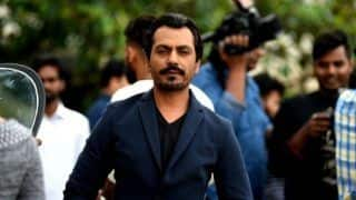 Nawazuddin Siddiqui's Crazy Fan Runs Past Security For Selfie, Gets Nabbed by Police
