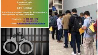 भारतीय मूल के अमेरिकियों ने कहा- अमेरिका में निर्दोष भारतीय छात्रों की गिरफ्तारी गैर-कानूनी