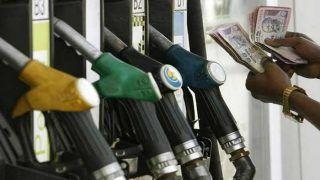 लगातार तीसरे दिन डीजल की कीमतों में राहत, पेट्रोल के दाम स्थिर
