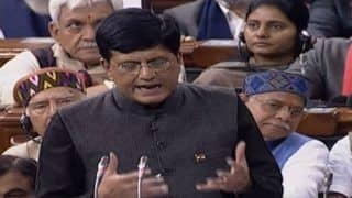 Interim Budget 2019 Highlights: Full Tax Rebate For Income Upto Rs 5 Lakh, Announces Piyush Goyal