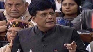 'No Plan to Privatise Premium Trains or Railways,' Says Piyush Goyal in Rajya Sabha