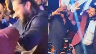 Yo Yo Honey Singh Dances His Heart Out at a Friend's Wedding, Video Goes Viral
