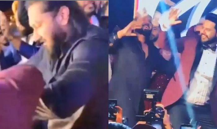 Yo Yo Honey Singh Dances His Heart Out at a Friend's Wedding, Video Goes Viral
