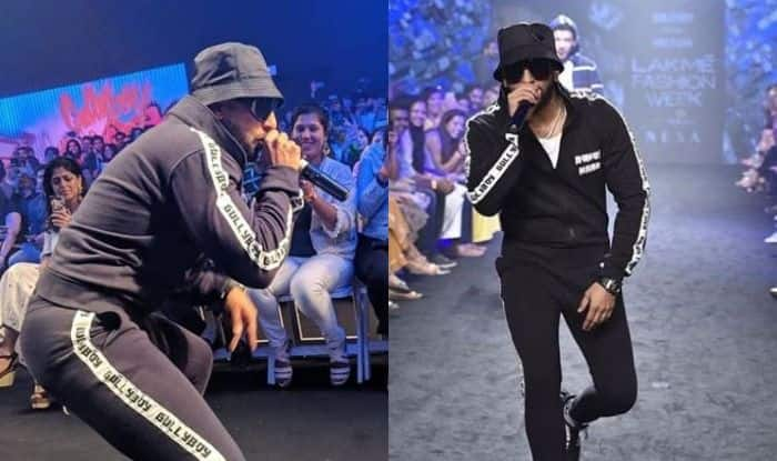 Lakme Fashion Week 2019: Ranveer Singh Raps Live With His Gang And Makes Our Wait For Gully Boy More Difficult
