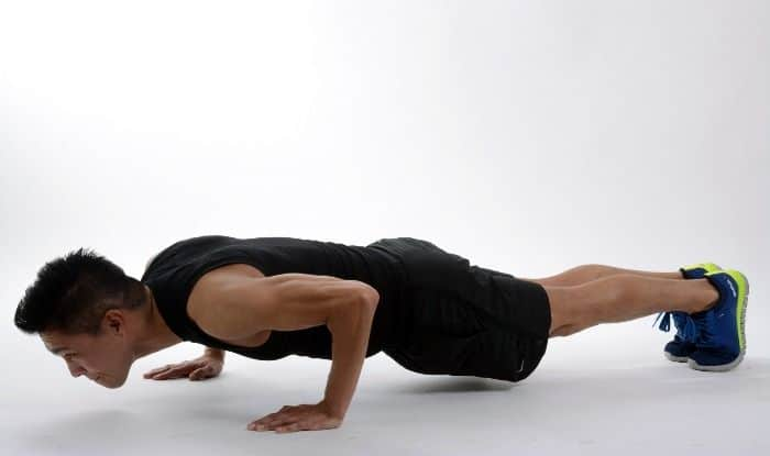 Push-ups could indicate good heart health, study suggests