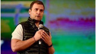 राहुल गांधी ने कहा-हमारी सरकार बनी तो अर्धसैनिक बलों के जवानों को भी मिलेगा शहीद का दर्जा