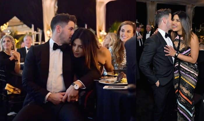 Priyanka Chopra Makes a Stunning Appearance With Husband Nick Jonas at an Event in Los Angeles, See Pictures