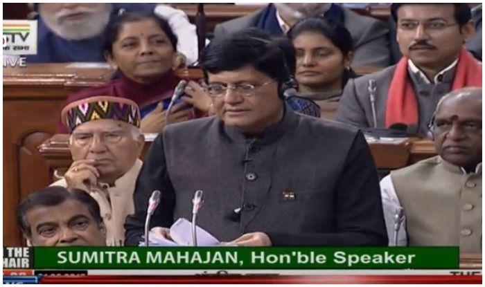 Budget 2019: किसानों के लिए पहली बार प्रधानमंत्री किसान सम्मान निधि, हर साल मिलेंगे 6000 रुपये, जानें पूरी डिटेल्स...