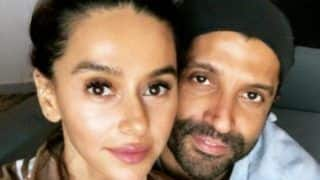 Farhan Akhtar And Shibani Dandekar Set Major Couple Goals Through This Latest Instagram Post, See Picture