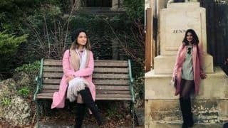 Television Hottie Jennifer Winget Breaks Down Into Laughter After Her Epic Fail Playing Jenga, Video Will Leave You Into Splits