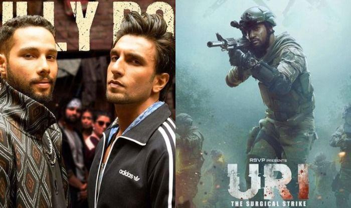 IMDB Top Movies: Ranveer Singh's Gully Boy Surpasses Vicky