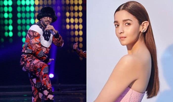 Gully Boy: Ranveer Singh Wears a Quirky Outfit Once Again as he Promotes The Film With Alia Bhatt